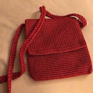 Like new condition The Sak crossbody purse